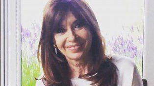 La carta de un maestro rosarino que compartió Cristina Kirchner por su cumpleaños