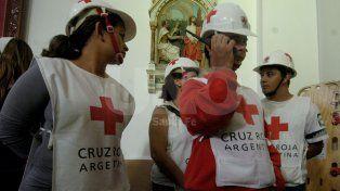 Referente. La entidad es un emblema del trabajo humanitario en todo el mundo.