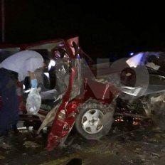 Un muerto tras un fuerte choque en la ruta 70