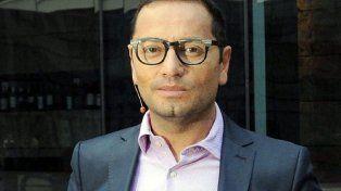 Le cortaron la nariz al crítico de moda Fabián Medina Flores
