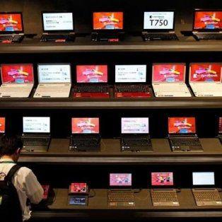 ¿Más baratas?.Los precios de notebooks, y PC deberían bajar de precio a partir del 31 de marzo
