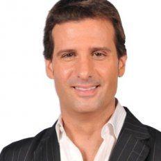 José María Listorti se tiñó de rubio