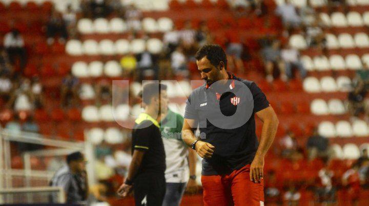 Juampi Pumpido analizó el presente del plantel, con la salida confirmada de Rolando García Guerreño a Lanús.