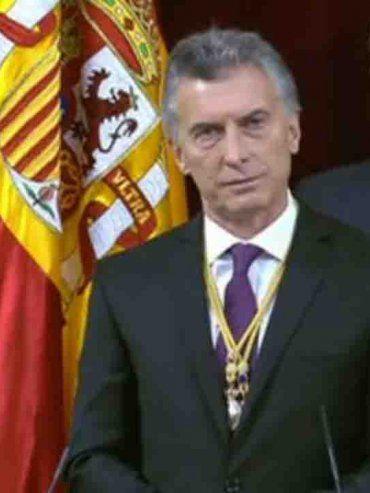 Macri convocó en España a profundizar inversiones con estabilidad económica y reglas de juego claras