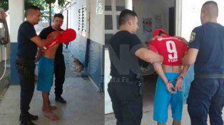 Detuvieron a cinco personas en una investigación por robo en barrio San Lorenzo
