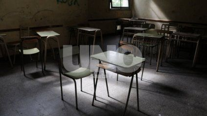 amsafe voto un paro de 48 horas y corre riesgo el inicio de clases