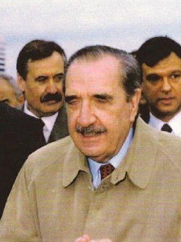 Murió uno de los senadores más importantes durante el gobierno de Alfonsín