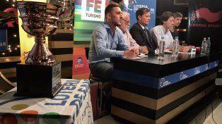 Presentaron oficialmente la Copa Lotería de Santa Fe