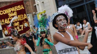 En la Costanera Este. Allí se desarrollarán el fin de semana los tradicionales Carnavales entre Todos.
