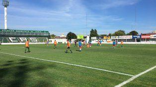 Unión empató y ganó en el último amistoso contra Sarmiento