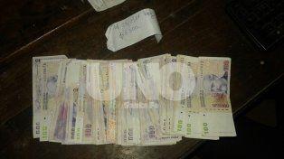 b° los hornos: un delincuente le robo dinero a ancianos no videntes