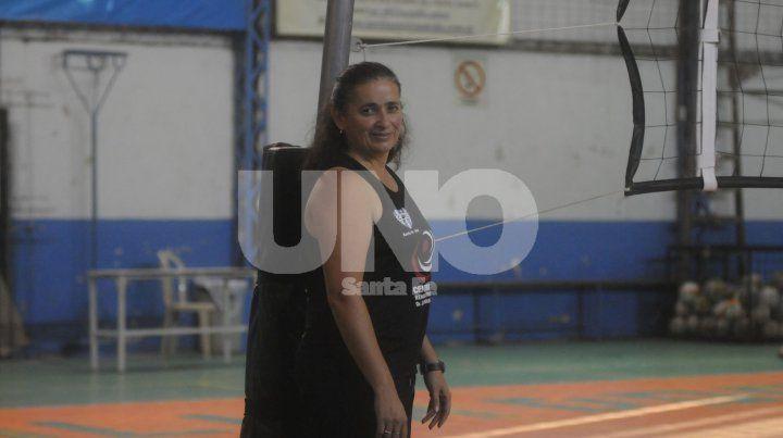 Lorena Góngora está conforme con el rendimiento de su equipo aunque sabe que este año será más complicado.