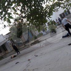 Murieron dos motociclistas que chocaron con un auto en San Cristóbal
