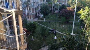 Todo verde y con mejoras notables en el Fonavi del barrio Centenario