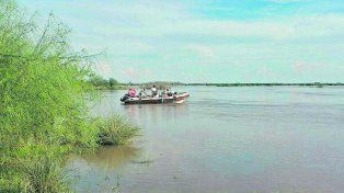 Triste final, hallaron sin vida a dos hermanos en el río Salado