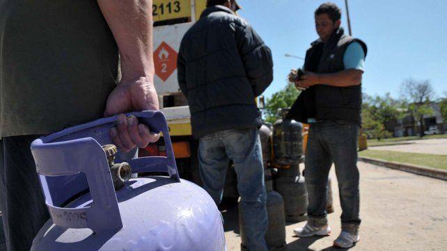 La venta de garrafas de gas a precio diferencial será del miércoles al viernes
