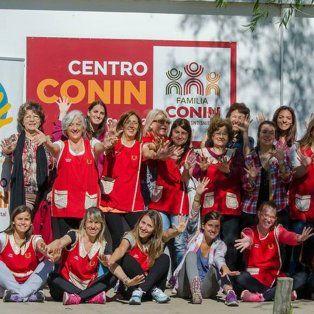buscan voluntarios para pintar uno de los centros conin santa fe