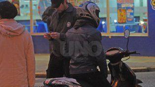 contra los motochorros: oficializaron las nuevas reglas para circular en moto