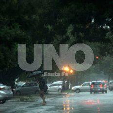 A pesar de las lluvias, aseguran que el tiempo mejorará para lo que resta de la semana