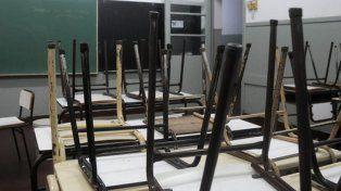 Maestros de escuelas públicas adhieren al paro de Cetera del 4 de abril