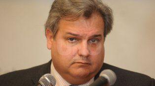 Límite.El ministro alerta que los gremios juegan al extremo con la tolerancia del gobierno.