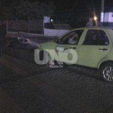 El accidente se produjo en Estanislao Zeballos y Doctor Zavalla
