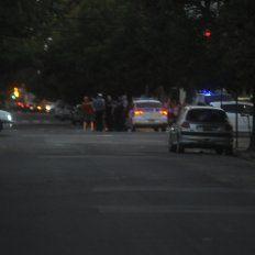 Hubo disturbios después del clásico cerca del estadio