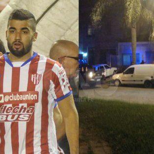 Incidentes en la casa de Emanuel Britez: hay cuatro detenidos