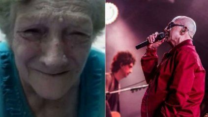 El desconsolado pedido de una mujer de 87 años al Indio Solari