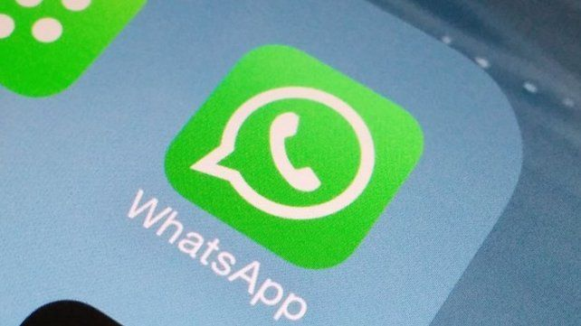 Si te mandan esto por WhatsApp, y vos lo abrís, te pueden robar todos tus datos