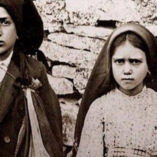 el papa francisco aprobo la canonizacion de los pastorcitos de fatima