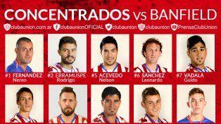 Todo listo. Juan Pablo Pumpido definió el equipo y la lista de viajeros para ir a Banfield.