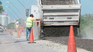 Emergencia vial: Se llevan asignados 1.000 millones de pesos en el término de un año