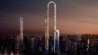 Así será el increíble edificio doblado que se levantará en Nueva York