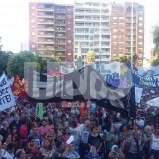 Santa Fe conmemoró con una marcha a Plaza de Mayo los 41 años del Golpe