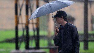 Pronostican lluvias para esta tarde y mañana