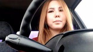 Una mujer transmitió en vivo por Youtube mientras conducía sin saber su trágico final