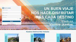 Zenit renueva su página web y el compromiso con sus pasajeros