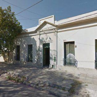 nuevo edificio para la escuela republica argentina
