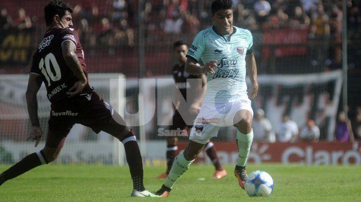 En las próximas horas se firmaría la renovación de Gerónimo Poblete, quien seguirá en el plantel sabalero.