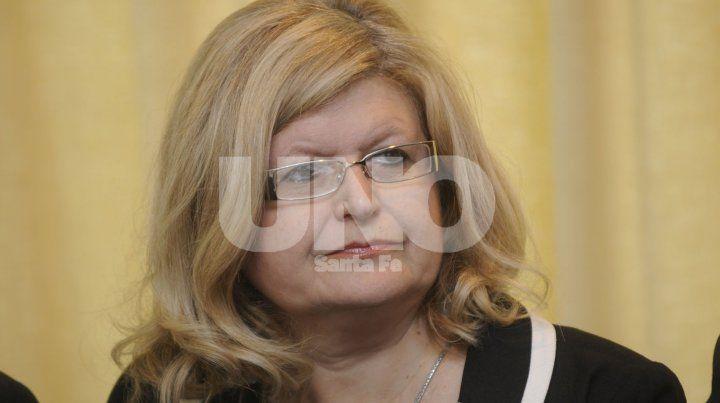 Análisis. La ministra de Educación, Claudia Balagué, dijo que si hay más paros se evaluará la medida.
