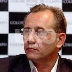 Procesado. Después de seis años al frente de Colón, Lerche irá al banquillo de los acusados.