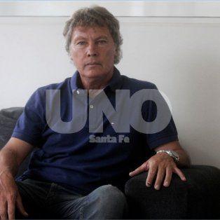 Javier López volvió a Colón para tomar nuevamente todo el manejo del fútbol amateur en el predio.