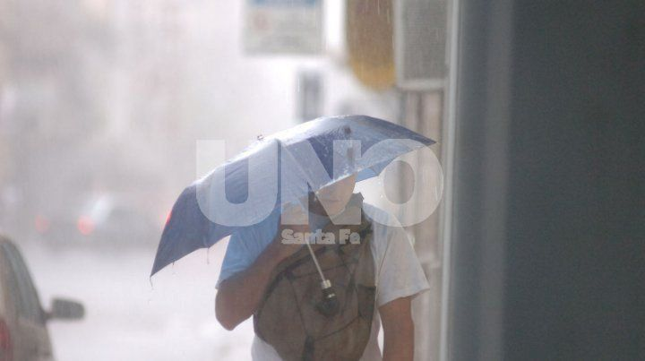 Santa Fe bajo alerta por tormentas fuertes y abundantes lluvias
