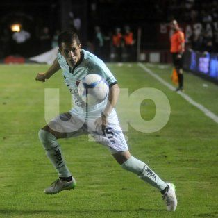 Preparado. Silva volverá al equipo titular en Córdoba.