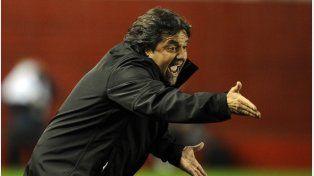 Polémico. En medio de las críticas a la Selección, Caruso volvió a salir a escena.