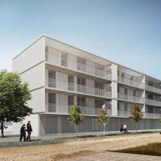 municipio y nacion construiran dos edificios de viviendas en barranquitas