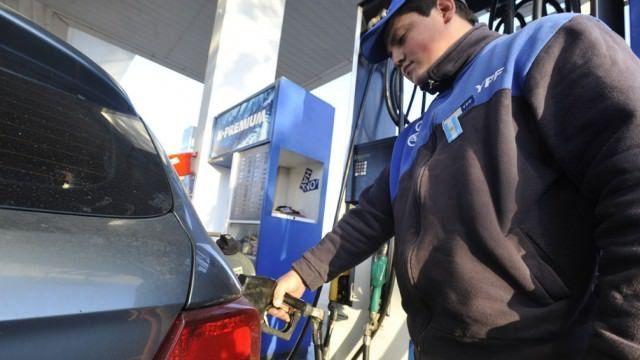 Según la Federación de Expendedores de Combustibles la suba estaba pactada