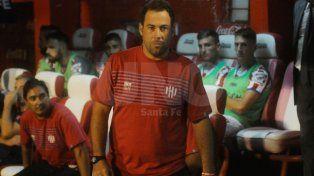 Juan Pablo Pumpido es el nuevo entrenador de Patronato