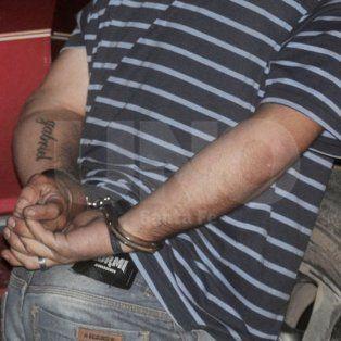 golpeador preso: trompeo a su hermanastra y termino encerrado en un calabozo